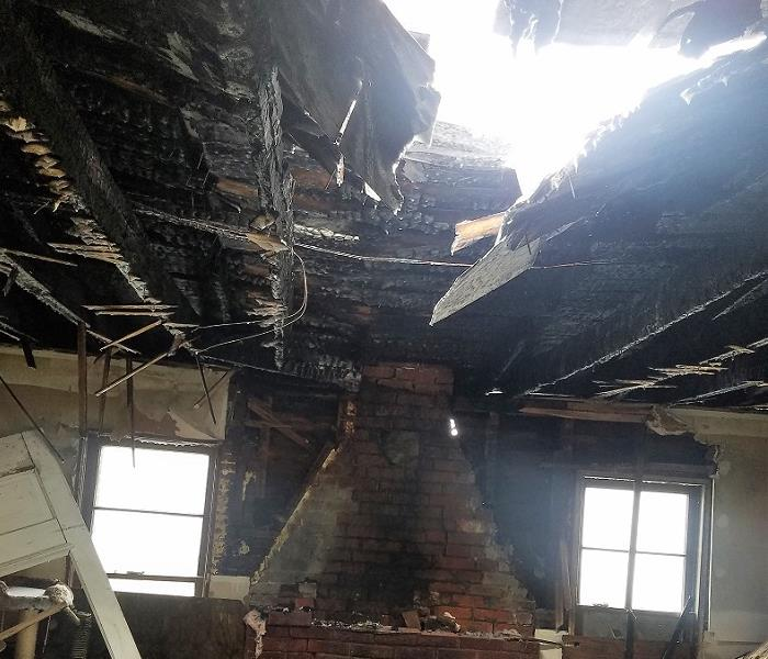 Fire Damage What to Expect from a Chimney Fire - Howland, Ohio