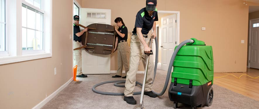 Cortland, OH residential restoration cleaning